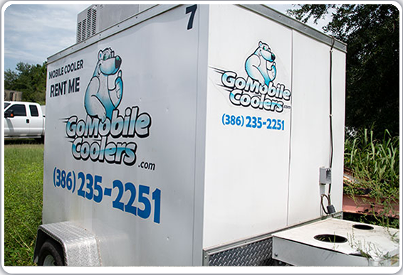Mobile Cooler Rentals | Portable Walk In Refrigerated